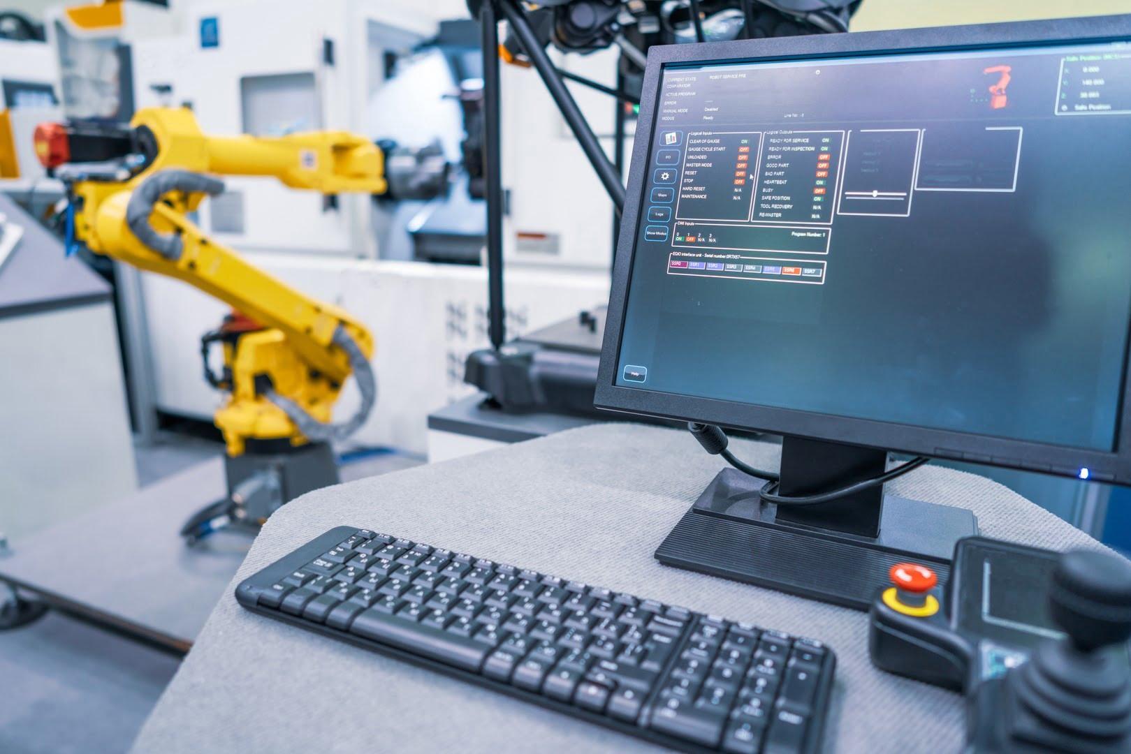 Programowanie PLC, HMI